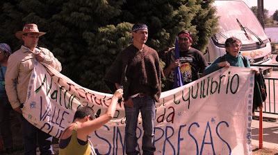 Marcha Puelo en Valdivia 3