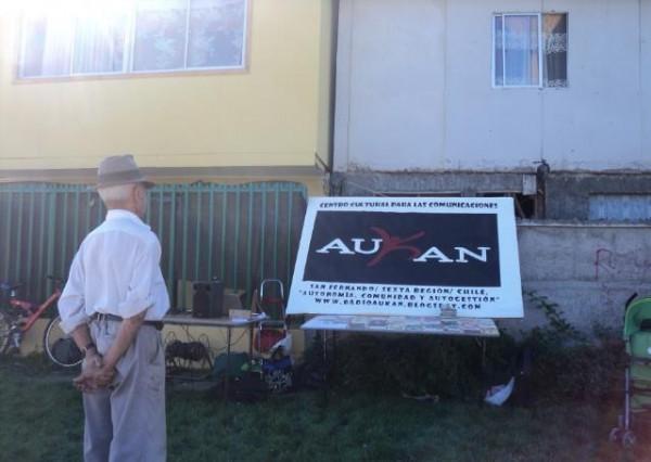 Allanamiento Radio Aukán 1