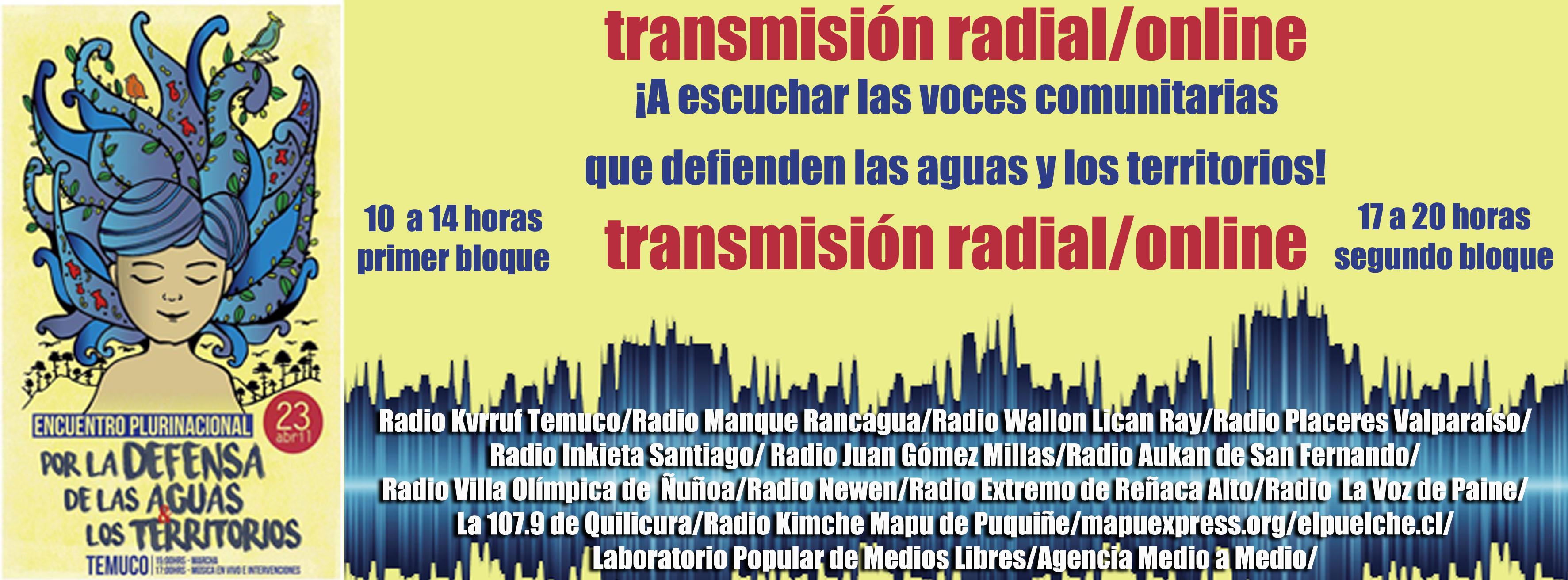 transmisiónradial