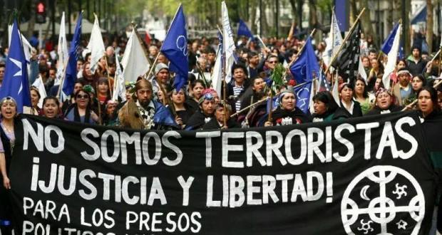 no somos terroristas