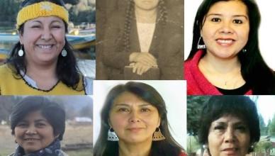 candidatas concejalas mapuches