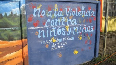 niñxs mapuche Tirúa