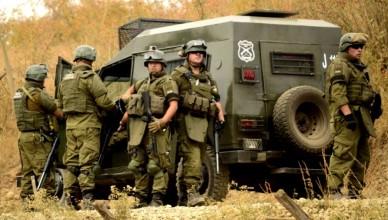 Militarización