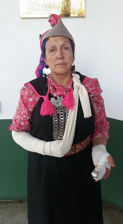 lonko calfunao