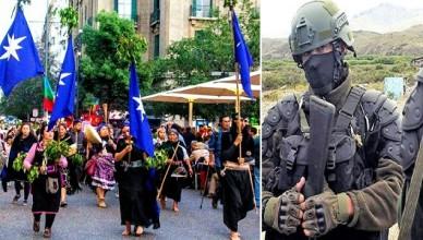 movilizacion ante represion