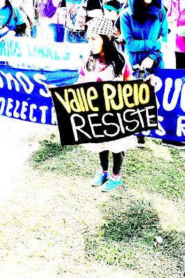 Marcha Puelo en Valdivia 2