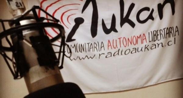 Allanamiento Radio Aukán