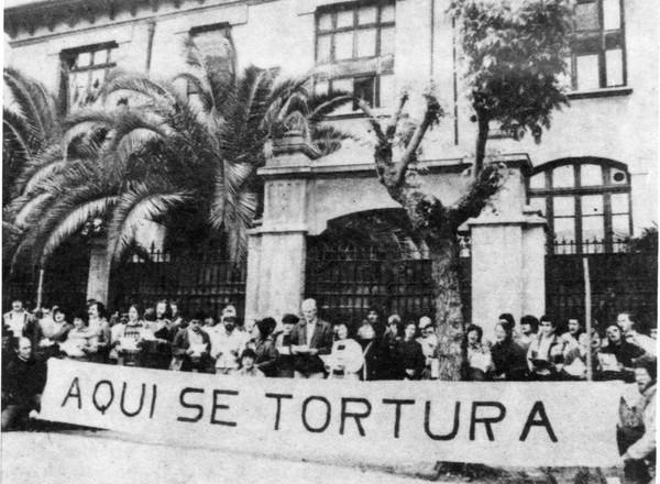 Sebastián Acevedo y la tortura en Chile | Mapuexpress