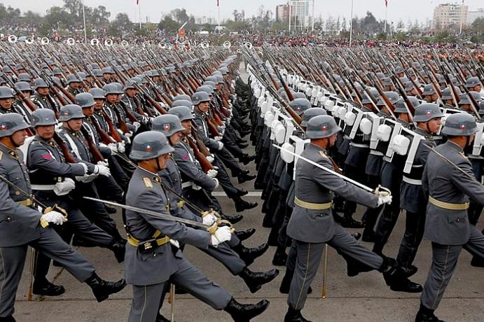 Resultado de imagen para masacres en chile