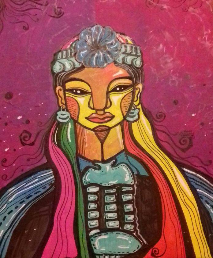 Imágen: Ernesto Guerrero Celis, artista, muralista y diseñador.